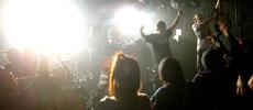 DHDB 1st Album「D.E.F」RELEASE TOUR 2010〈D.E.F! D.E.F! D.E.F!〉REPORT 群馬