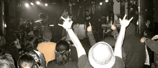DHDB 1st Album「D.E.F」RELEASE TOUR 2010〈D.E.F! D.E.F! D.E.F!〉REPORT 沖縄