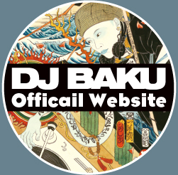DJ BAKU Official Web