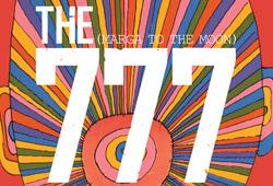 DJ BAKU HYBRID DHARMA BAND待望のファーストシングル『THE 777(MARGA TO THE MOON)』をDIGITAL RELEASE中!