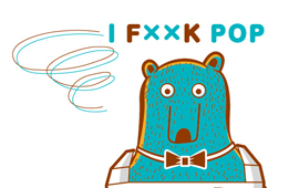 I FxxK POP 第3回目はO-WESTで開催!