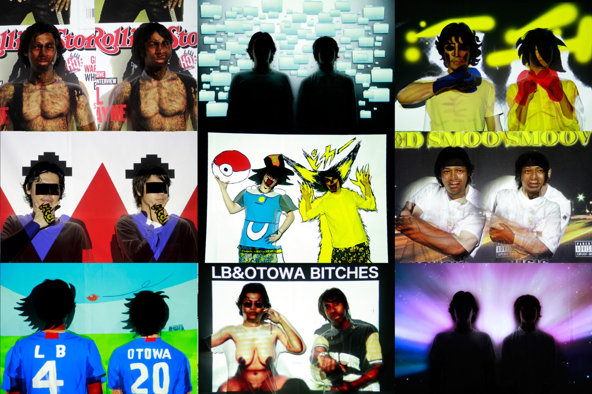 LBとOtowaの楽曲がMIX CDに使用されました!!