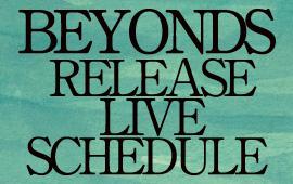 BEYONDSがリリースライブを開催!