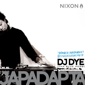 JAPADAPTA MIXED BY DJ DYE